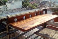 Mesa Balcon 4pde Mesa Balcon Mebal original M80x30cm Hasta Agotar Stock 999 00 En