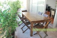 Mesa Balcon 87dx Mesas Para Balcà N El Blog De Muebles De Madera Y Jardin