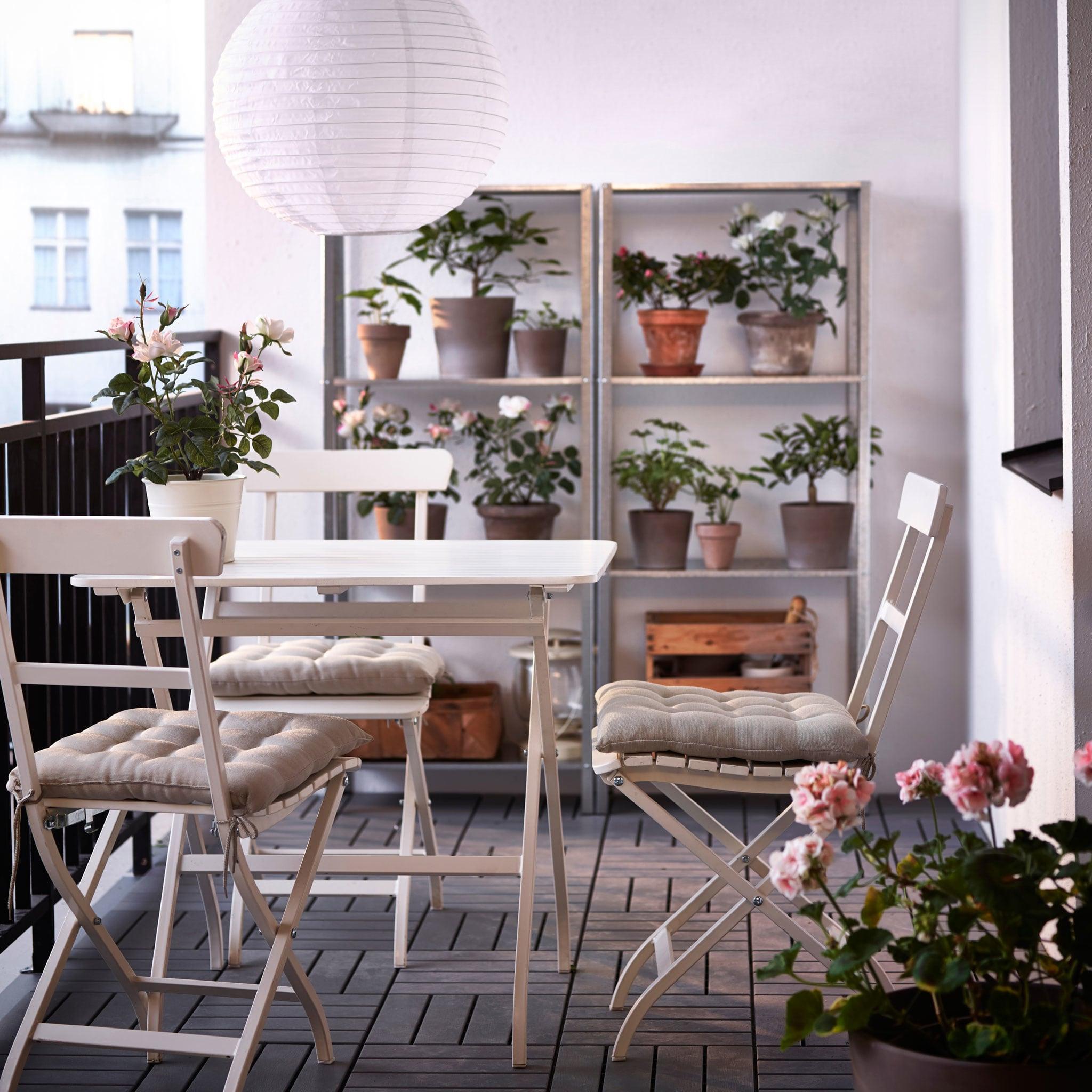 Mesa Balcon Ikea 87dx Muebles De Jardà N Y Terraza Muebles De Exterior Pra Online Ikea