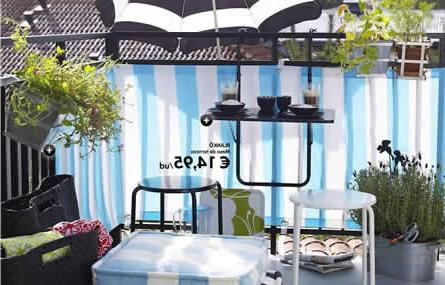 Mesa Balcon Ikea 8ydm Prepara Tu Balcà N Para El Verano Con Ikea Con Muy Poco Dinero