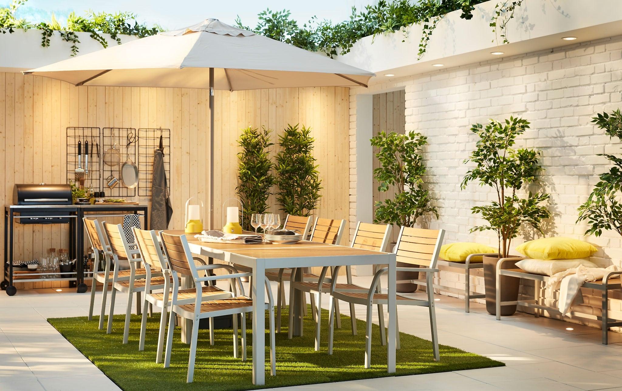 Mesa Balcon Ikea Fmdf Muebles De Jardà N Y Terraza Muebles De Exterior Pra Online Ikea