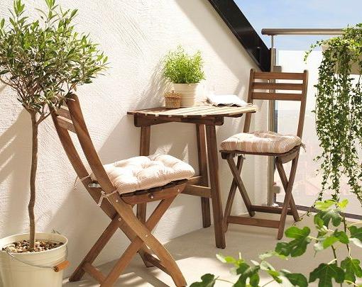 Mesa Balcon Ikea Q5df Decorar El Balcà N O Terraza Con Ikea Ideas Low Cost Muy Resultonas