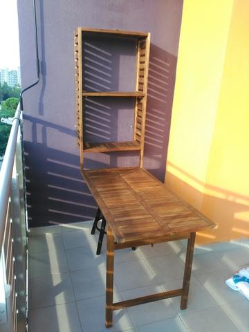 Mesa Balcon Plegable 8ydm Mil Anuncios Vendo Mesa Plegable Balcon O Terraza
