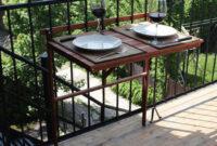 Mesa Balcon Rldj Desayunos De Verano En La Terraza Aquà Tienes 13 Mesas Para