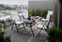 Mesa Balcon X8d1 Muebles Bonitos Balcon Terraza Moderna Mesa Sillones Idas