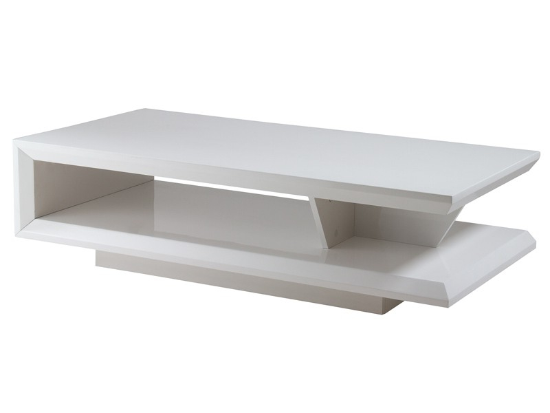 Mesa Centro Blanca 3id6 Mesa De Centro Moderna Blanca Lacada Muebles Para Salà N