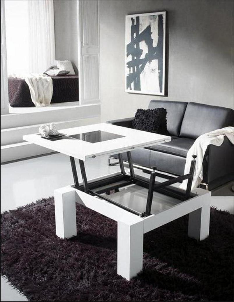 Mesa Centro Convertible Comedor Ikea Q0d4 Mesas De Edor Encantador De Mesa Centro Convertible Edor
