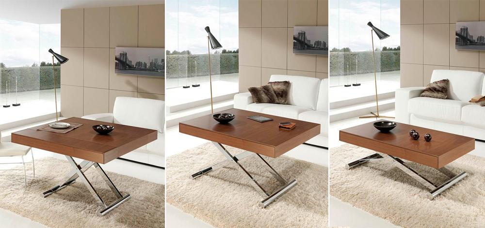 Mesa Centro Elevable Y Extensible T8dj Paco Escrivà Muebles Mesas De Centro Elevables Y