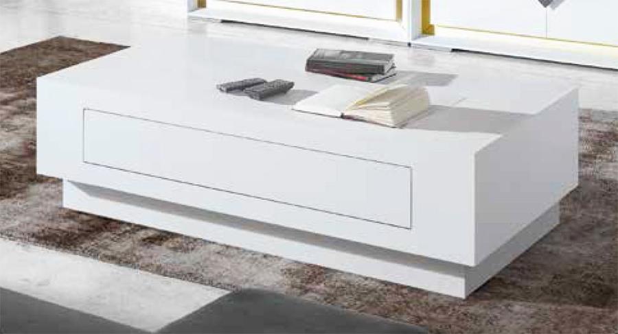 Mesa Centro Moderna Tldn Mesa De Centro Con 1 Cajà N Para Salones Con Muebles Modernos