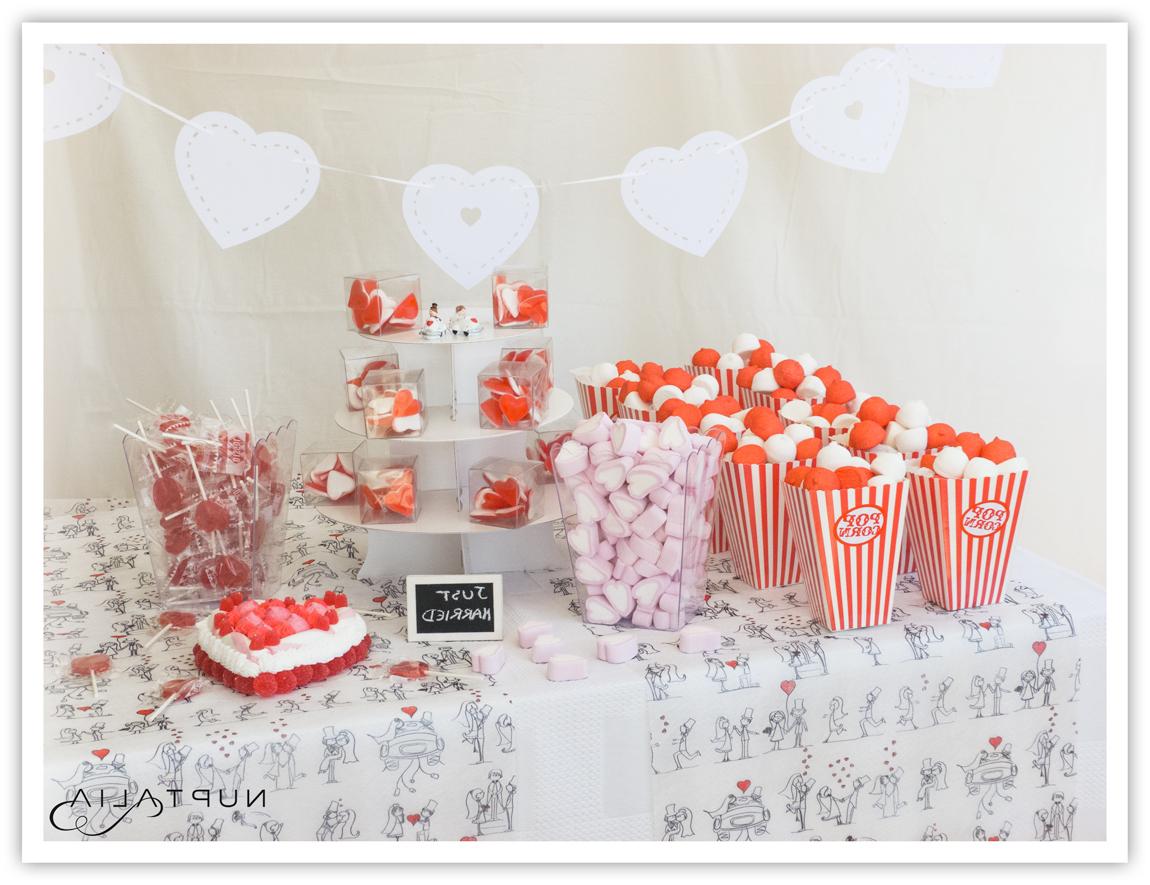 Mesa Chuches Ffdn Mesa De Chuches O Candy Bar Love Para 25 Pax