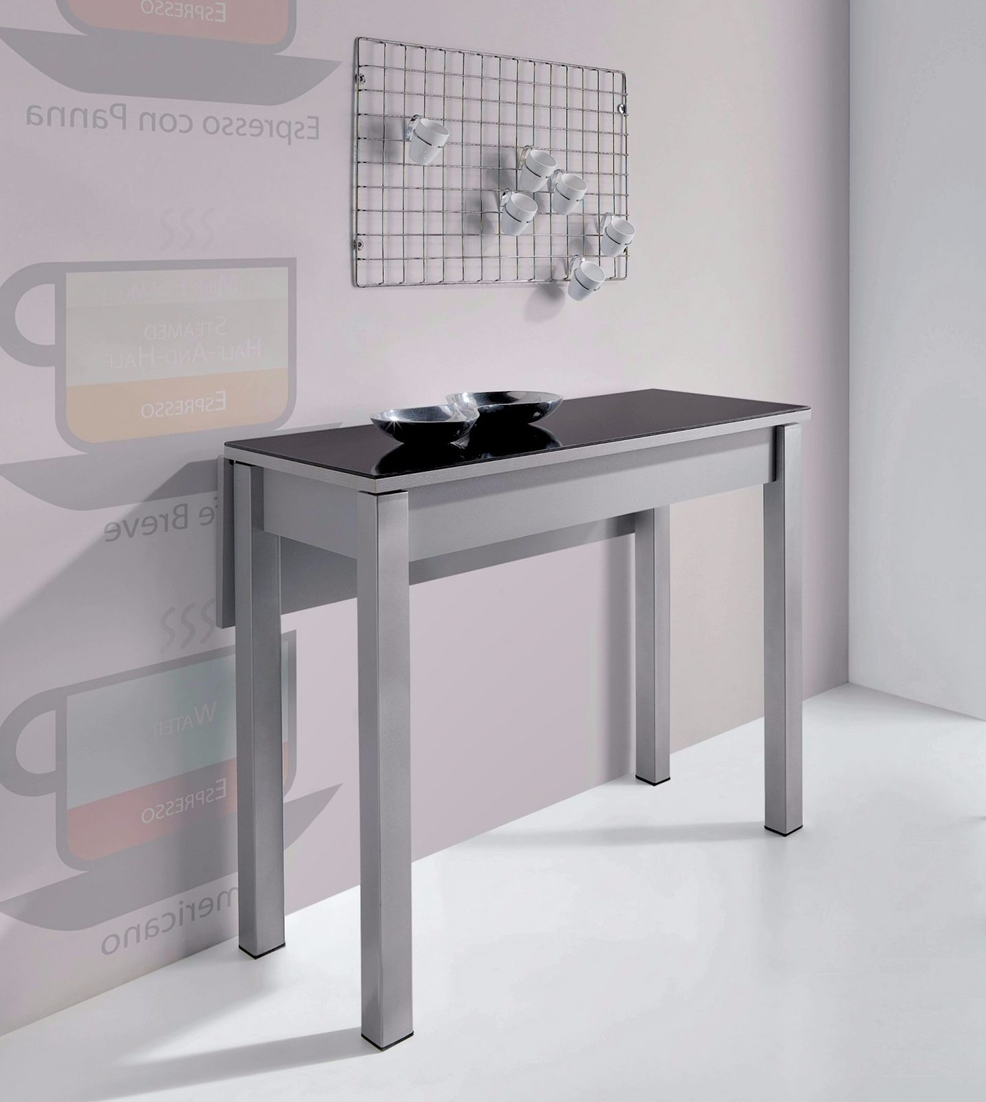 Mesa Cocina 3ldq Mesa De Cocina Plegable Muebles Industria Barcelona