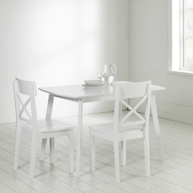 Mesa Cocina Blanca 3id6 Set De Cocina Homey 1 Mesa 4 Sillas El Corte Inglà S Hogar El