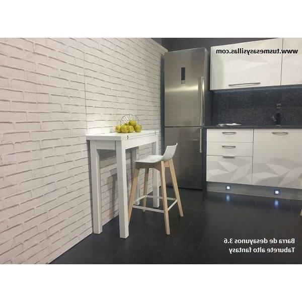 Mesa Cocina Estrecha – Sharon Leal