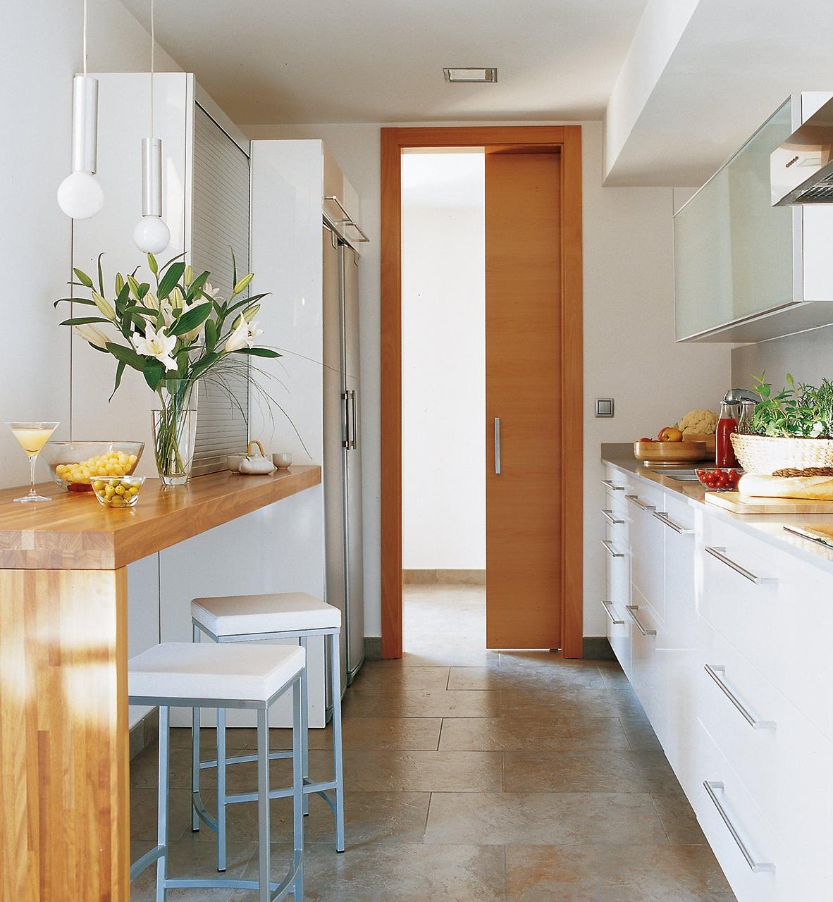 Mesa Cocina Estrecha Tldn Los 9 Mejores Diseà Os De Cocinas Office