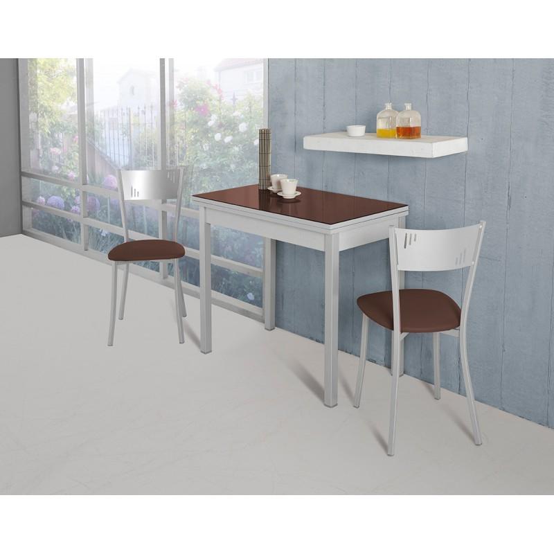 Mesa Cocina Irdz Mesa De Cocina Apertura Tipo Libro Modelo D