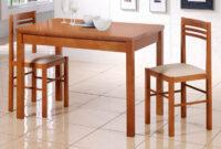 Mesa Cocina Madera Dwdk Mesa De Cocina Extensible En Madera De Cristal Modelo Naranja