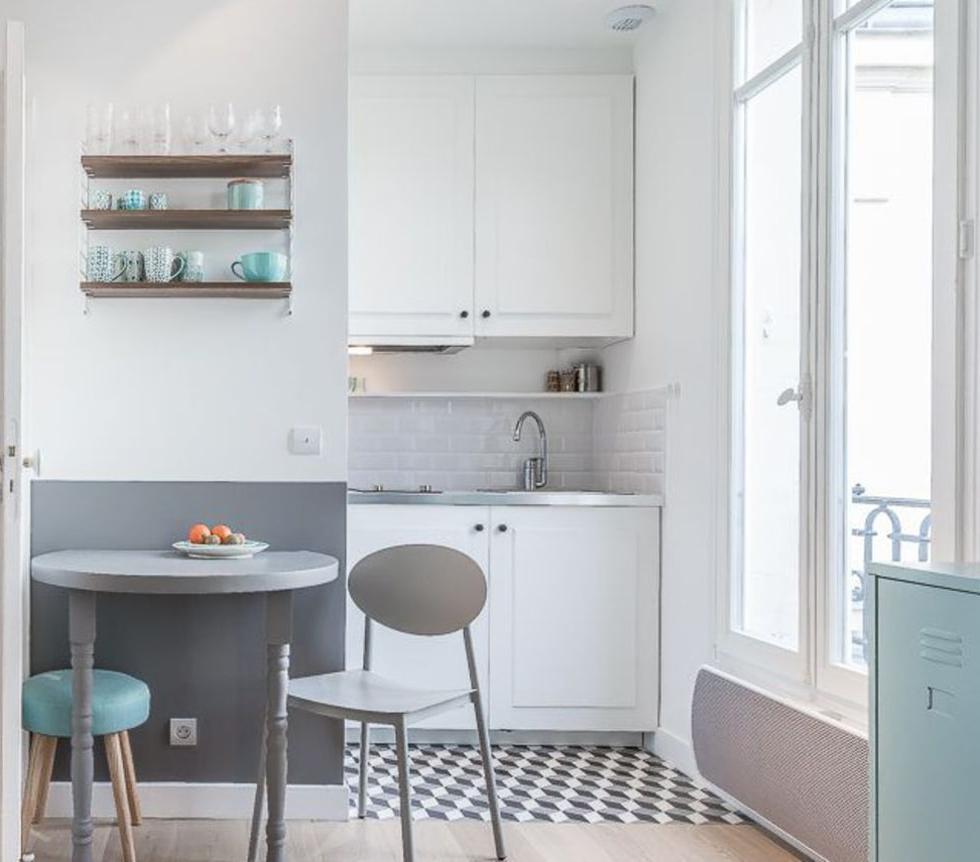 Mesa Cocina Pequeña 9fdy Cà Mo Planificar Un Lugar Para Er En Una Cocina Pequeà A Cocinas