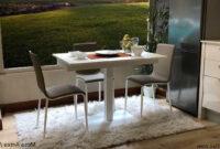 Mesa Cocina Pequeña H9d9 8 Razones Por Las Que Elegir Una Mesa De Pata Central Para Cocinas