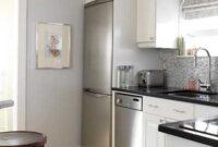Mesa Cocina Pequeña Jxdu Cocina Pintada De Color Gris Pintar Peque C3 B