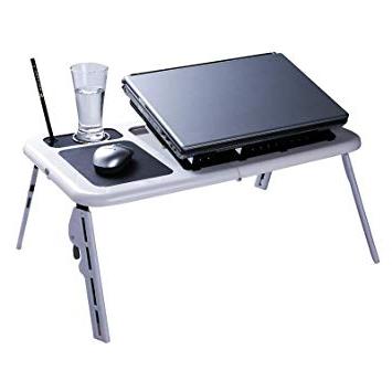 Mesa Cocina Pequeña Q5df Mesa Pequeà A De Cama Para Notebook Y Portà Til Hogar