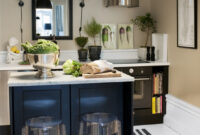Mesa Cocina Pequeña Qwdq organizar Una Cocina Pequeà A Decoshabby