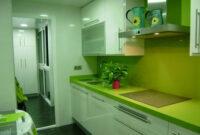 Mesa Cocina Pequeña Tldn Cocina Verde Y Blanca softcentralfo