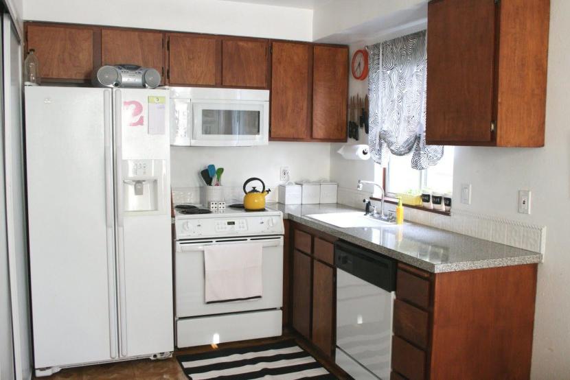 Mesa Cocina Pequeña Tqd3 Cocina L Peque A Decorar C3 B1a 830×554