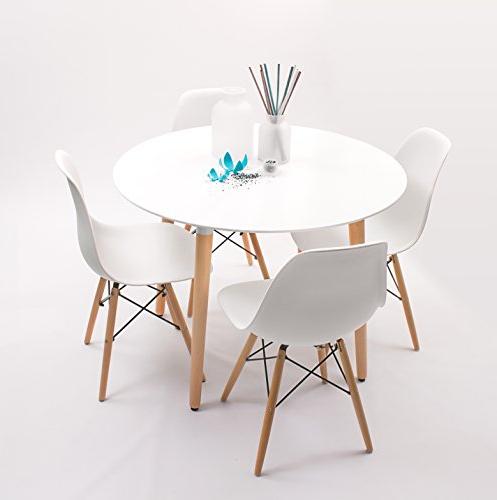 Mesa Cocina Redonda – Sharon Leal