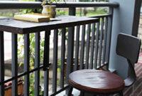 Mesa Colgante Balcon Wddj Ailj Mesa Plegable De Balcà N Barandilla De Mesa Colgante Mesa