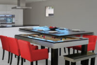 Mesa Comedor Billar E6d5 Edor Con Mesa De Billar Modelo Bilie 22 500 00 En Mercado Libre