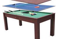 Mesa Comedor Billar Kvdd Billar 3 En 1 Ping Pong Y Mesa De Edor Escritorio 1 84×91 Cm