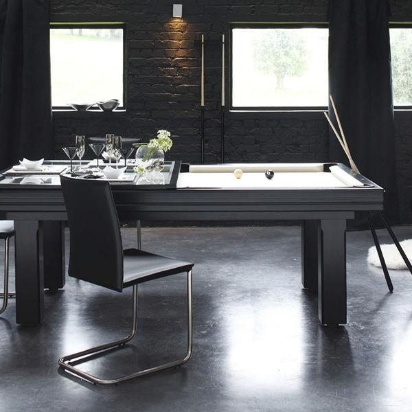 Mesa Comedor Billar Q5df Mesa De Billar Moderna Convertible En Mesa De Edor Para El