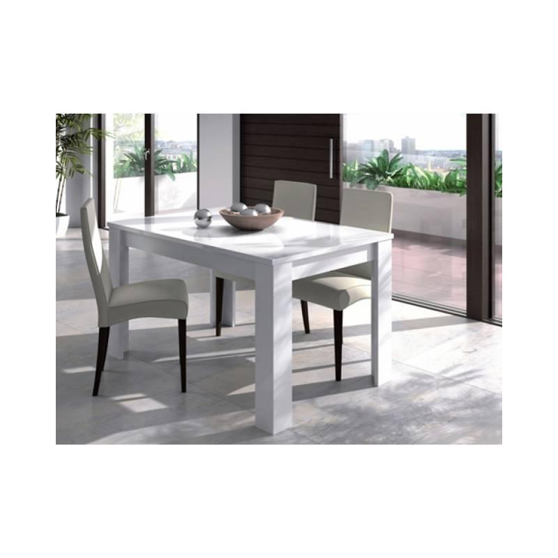 Mesa Comedor Blanca Extensible Whdr Mesa De Edor Blanca Extensible Barata Y Elegante
