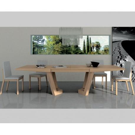 a3f52576dd97e ... Vintage Mueble  Mesa Comedor Extensible Madera D0dg Mesa Edor Extensible  Olimpia De Tadel Mesa De Madera Natural ...