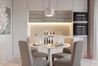 Mesa Comedor Pequeña E6d5 Porquà Elegir Una Mesa Redonda Para La Cocina Cocinas Con