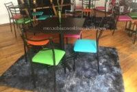 Mesa Comedor Pequeña Mndw Mesa Mas 4 Sillas Para Bar Restaurante Cocina