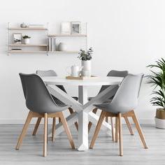 Mesa Comedor Redonda Blanca Nkde 73 Mejores Imà Genes De Edores Dining Tables Lounges Y