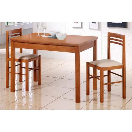 Mesa Con Sillas Y7du Conjunto Pack De Mesa Y Sillas De Cocina En Madera Modelo Naranja