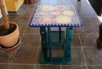 Mesa De Azulejos Para Jardin Ipdd CÃ Mo Hacer Una Mesa De Mosaico Bricolaje