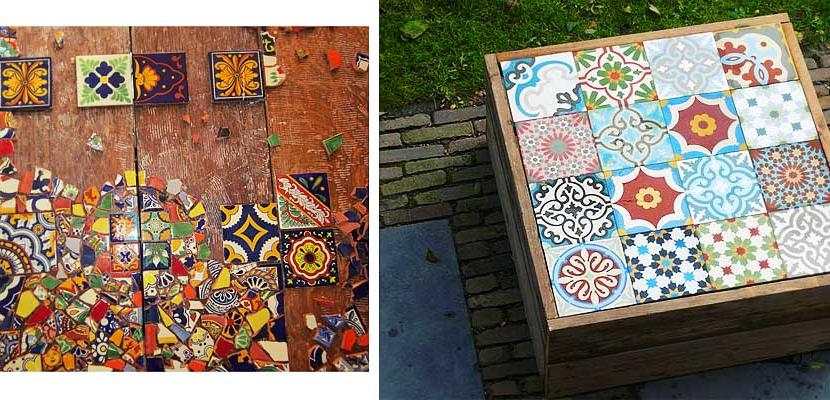 Mesa De Azulejos Para Jardin Kvdd Consejos Para Diseà Ar Tu Propia Mesa Mosaico