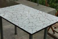 Mesa De Azulejos Para Jardin Q5df Azulejos Rotos Imaginalia