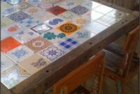 Mesa De Azulejos Para Jardin Xtd6 Mesa Azulejos Buscar Con Google Mosaiquismo Pinterest Moveis