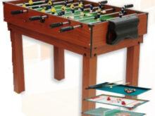 Mesa De Juegos Jxdu Mesa De Juegos 12 En 1 Pool Tejo Metegol Y Muchos 9 999 00