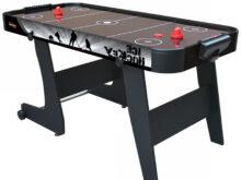 Mesa De Juegos Tqd3 Mesa De Juego Air Hockey Black City Ping Pong Plus
