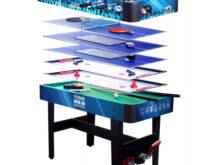 Mesa De Juegos X8d1 Mesa Multi Juegos 7 En 1 Ping Pong Plus