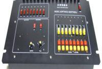 Mesa De Luces 9ddf Mesa De Control De Luces De 16 Canales 2kw Accesorios De
