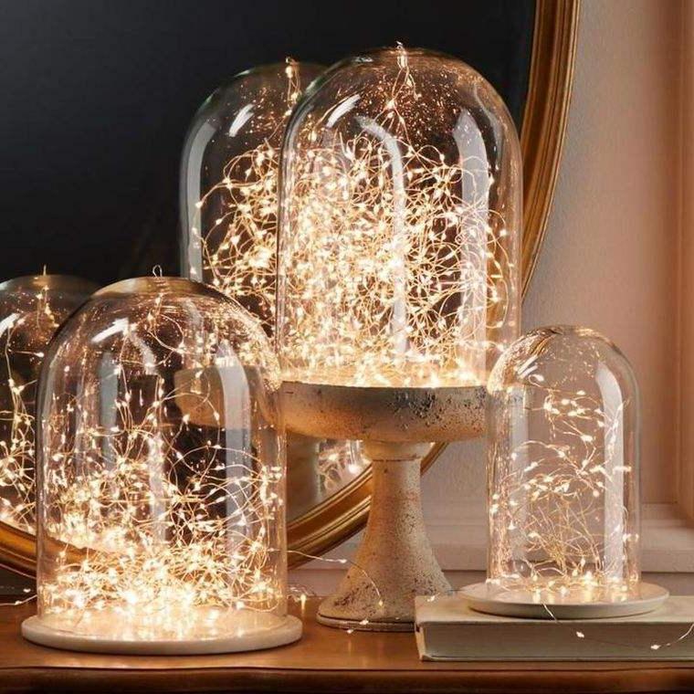 Mesa De Luces Fmdf Centros De Mesa De Navidad Con Luces Navideà as Para Una Mesa