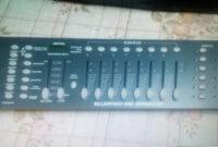 Mesa De Luces Q0d4 Controlador Dmx Mesa Luces De Segunda Mano Por 65 En