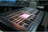 Mesa De Luces S5d8 Mesa De Control De Luces Jands Echelon