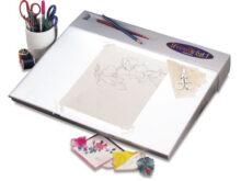 Mesa De Luz Dibujo 3id6 CÃ Mo Usar Una Mesa De Luz Tutoriales Arte De totenart